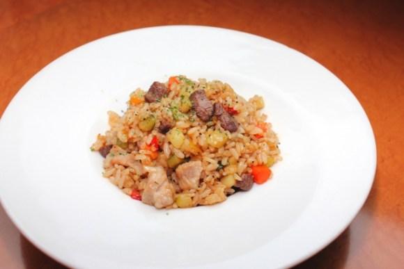 体に良くておいしい!玄米ピラフを圧力鍋で作る時短レシピ