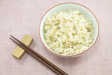 玄米のカロリーは茶碗一杯どれくらい?おかずの選択について