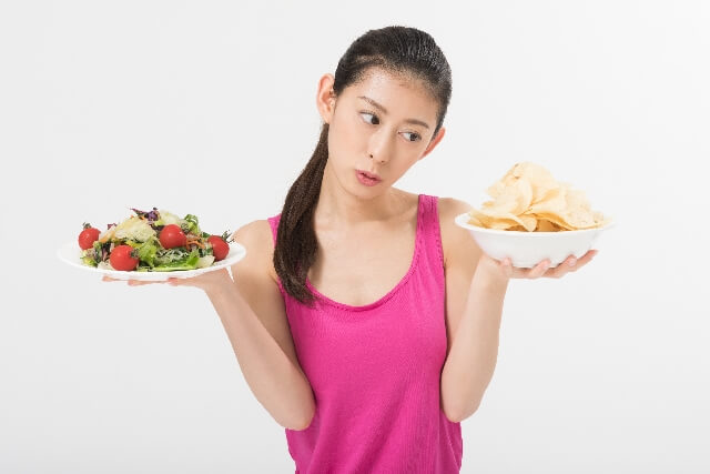 モデルの食生活とは?スタイル維持だけでなく健康面も大事