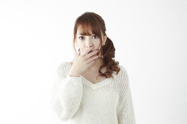 口内炎が舌の付け根に出来て痛い!原因は?