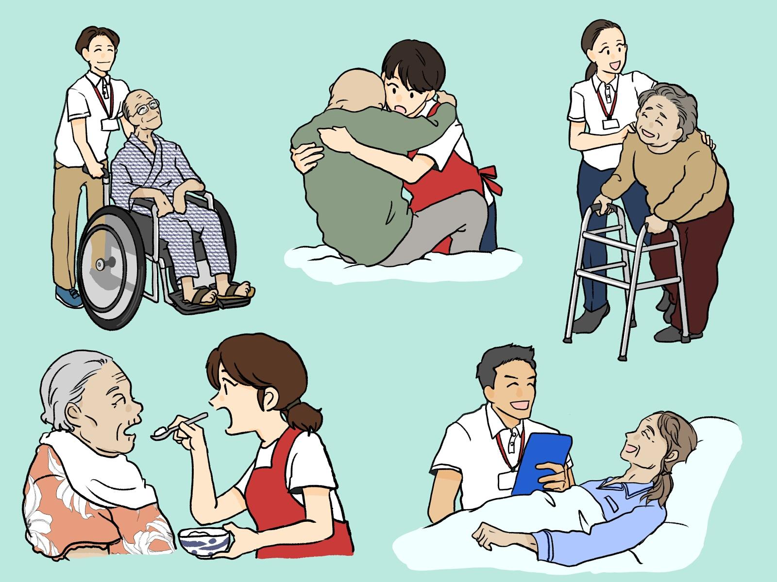 【おすすめ】この方法で介護職員初任者研修を学べます