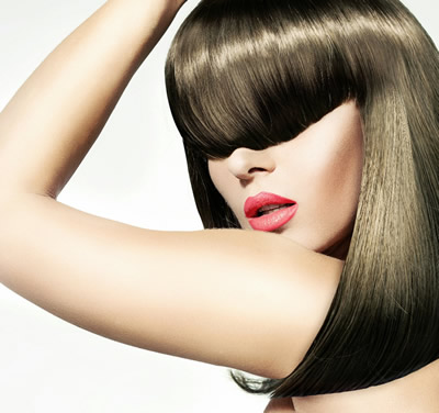 さらさらな髪の毛レベル