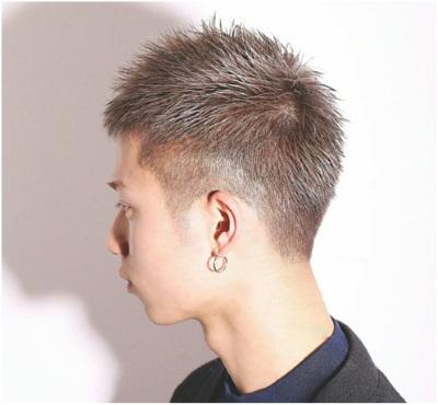 硬い髪質に似合う髪形