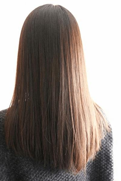 髪の綺麗な芸能人