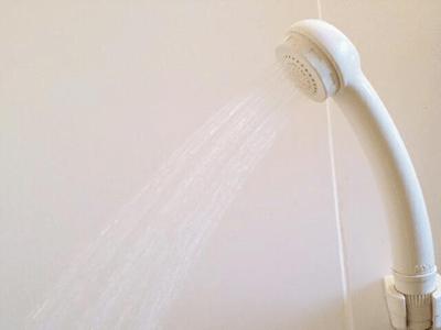 シャワーを固定