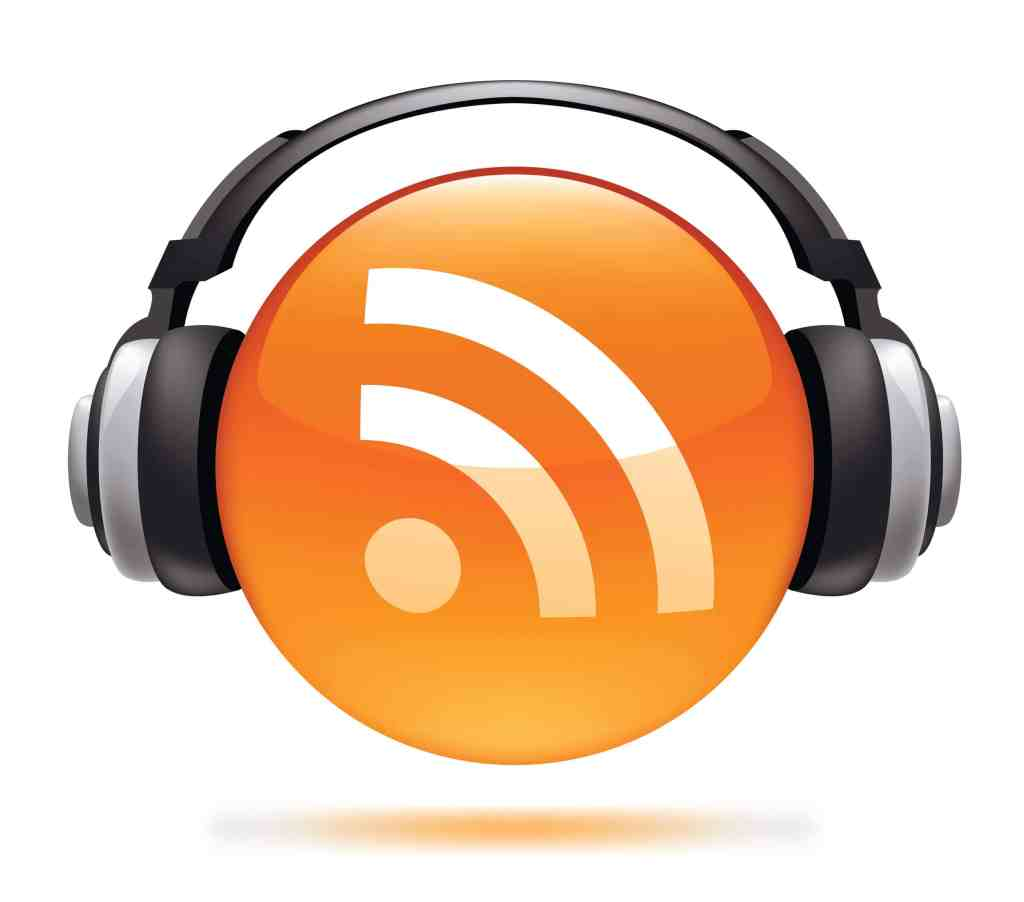 Listening to Podcast