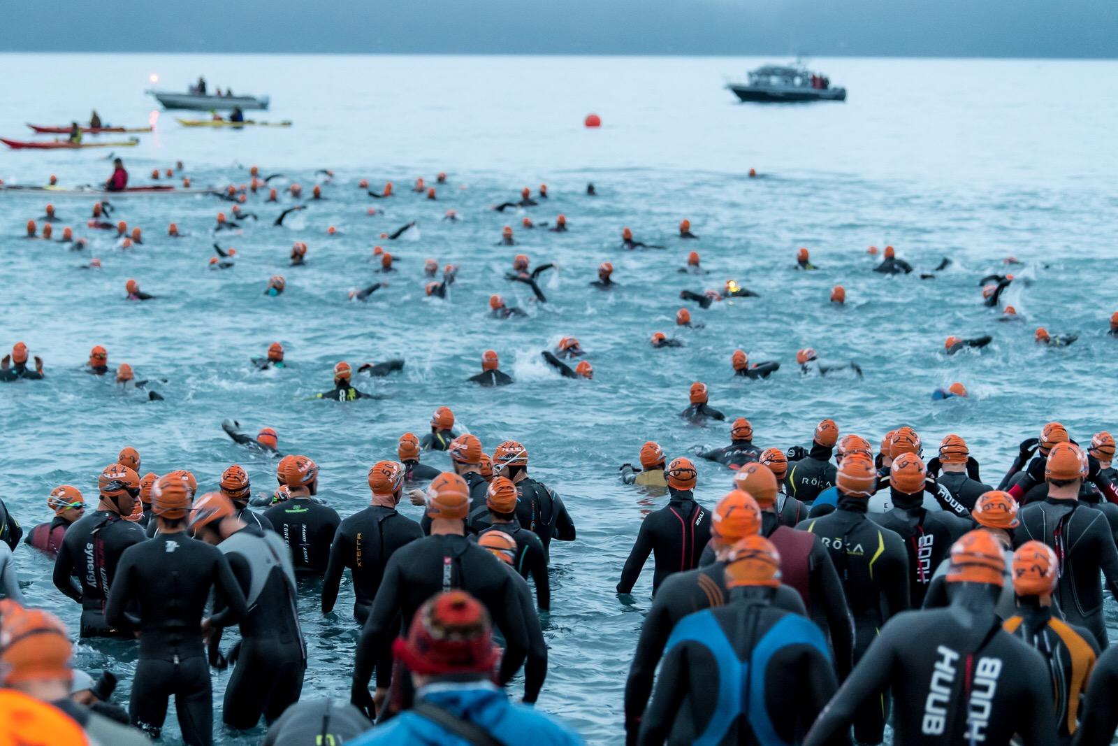 AlaskaMan – Extreme Triathlon