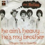 The Hollies - He Ain't Heavy. He's My Brother