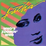 Aretha Franklin -  Who's Zoomin' Who
