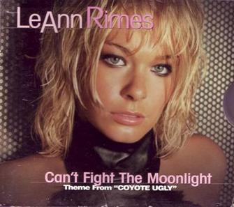 LeAnn Rimes - Cant Fight The Moonlight
