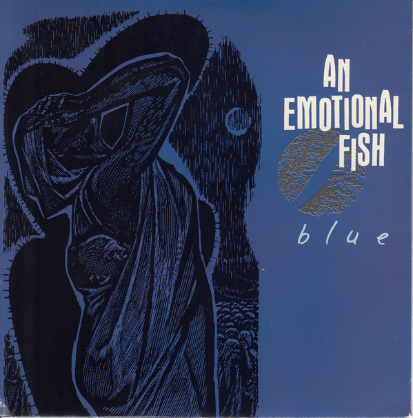 An Emotional Fish - Blue