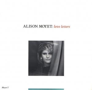 Alison Moyet - Love Letters
