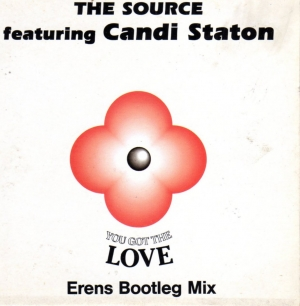 The Source featuring Candi Staton - You've Got The Love
