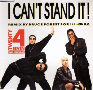 Twenty 4 Seven featuring Captain Hollywood - I Can't Stand It
