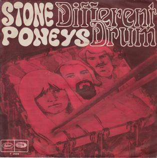The Stone Poneys - Different Drum