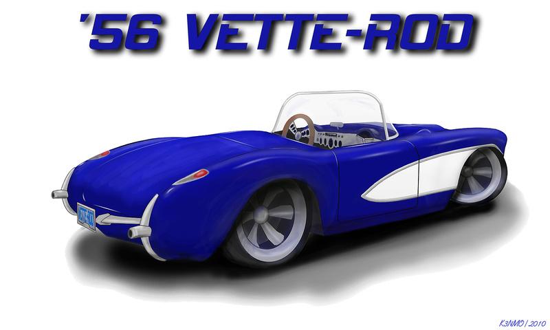 Vette-Rod