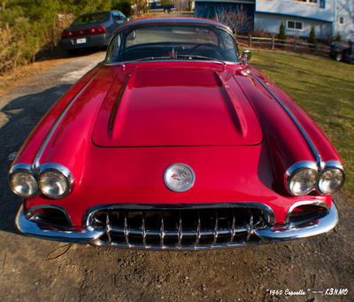 My 1960 Corvette