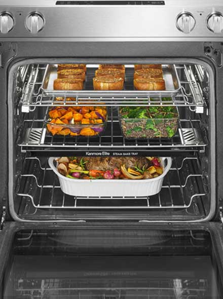 top cooking appliances microwaves