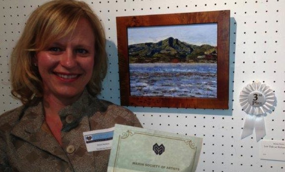 Juried Show, Fresh Art- Award