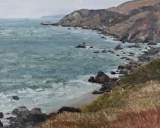 View at Slide Ranch, California