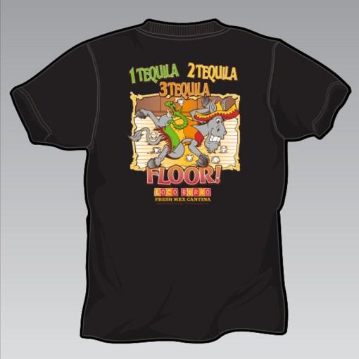 1, 2, 3, Tequila T-Shirt