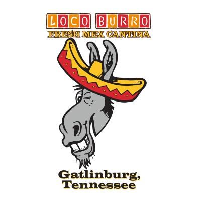 Loco Burro Logo T-Shirt (White)