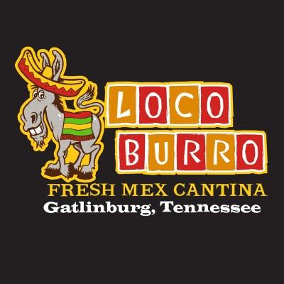 Loco Burro Original Logo T-Shirt