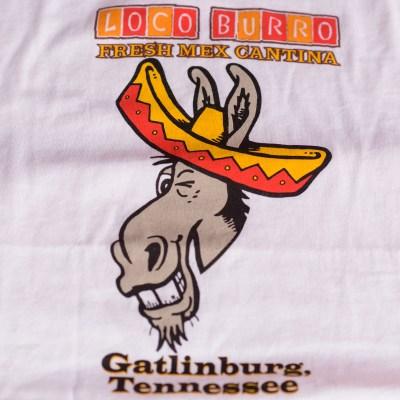 Loco Burro Kids T-Shirt