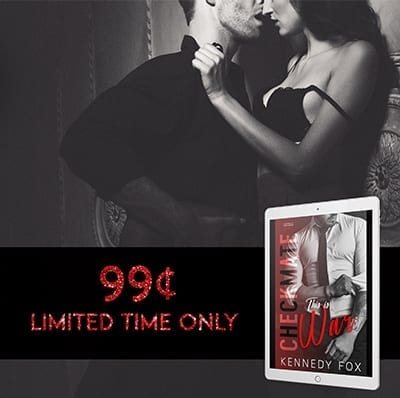 Checkmate: This is War is ONLY 99 pennies!