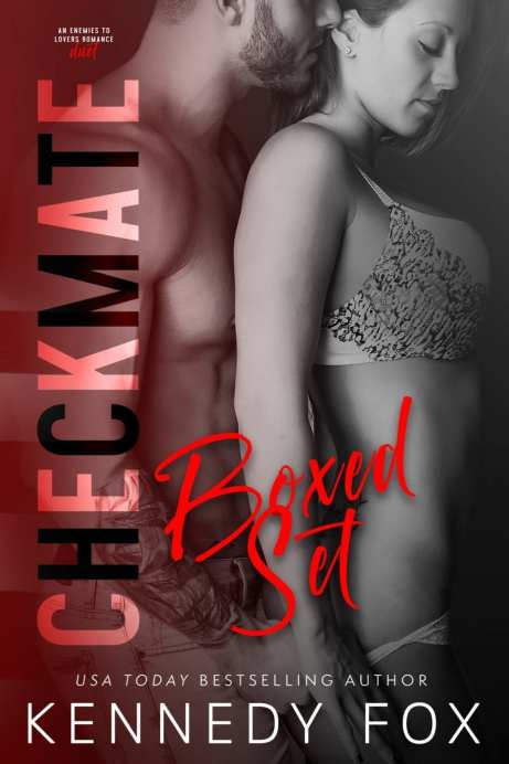 Cover Reveal: Checkmate Duet Boxed Set!