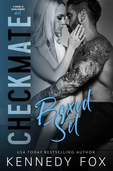 Front Cover, Checkmate Duet by Kennedy Fox