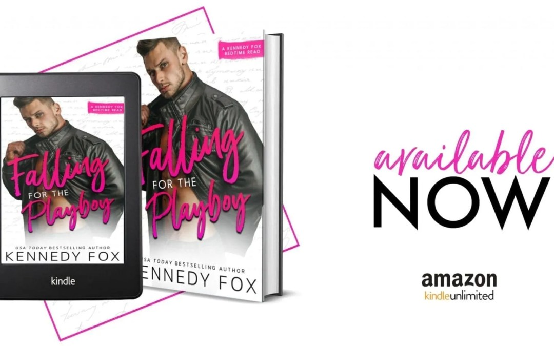 Falling for the Playboy is LIVE on Amazon + Giveaway!