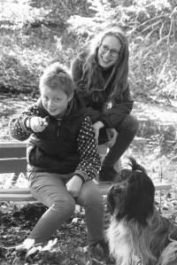 Shapendoes og børn
