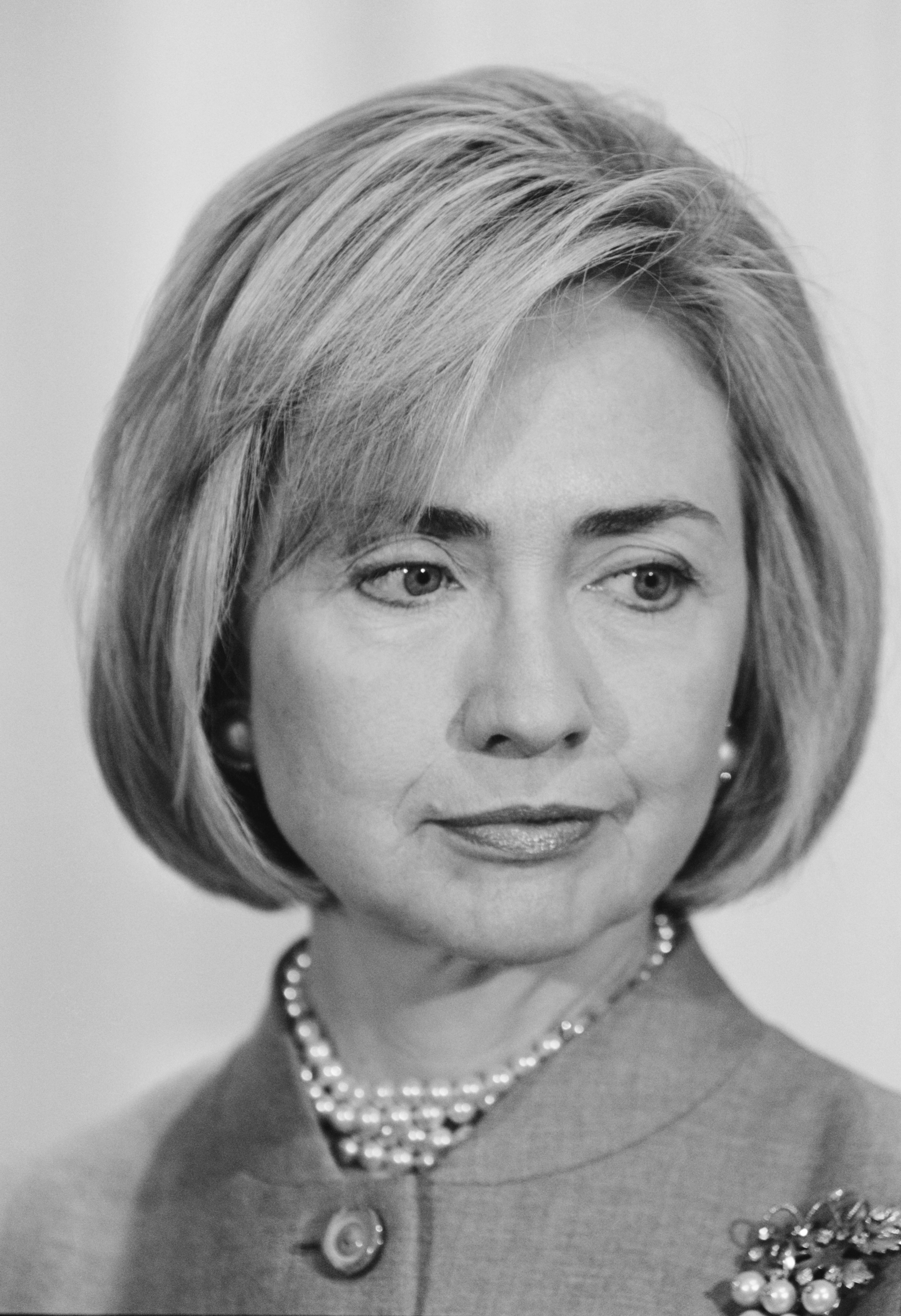Hillary Clint Photo Gallery By David Hume Kennerly