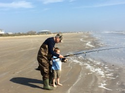Fishing with Granddad