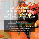 8000 Tax Credit Ad_homebuyer