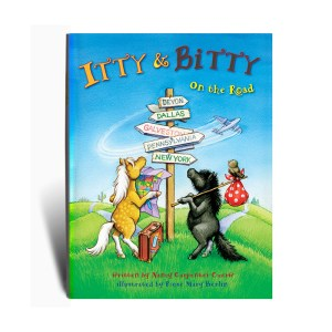 Itty & Bitty book jacket