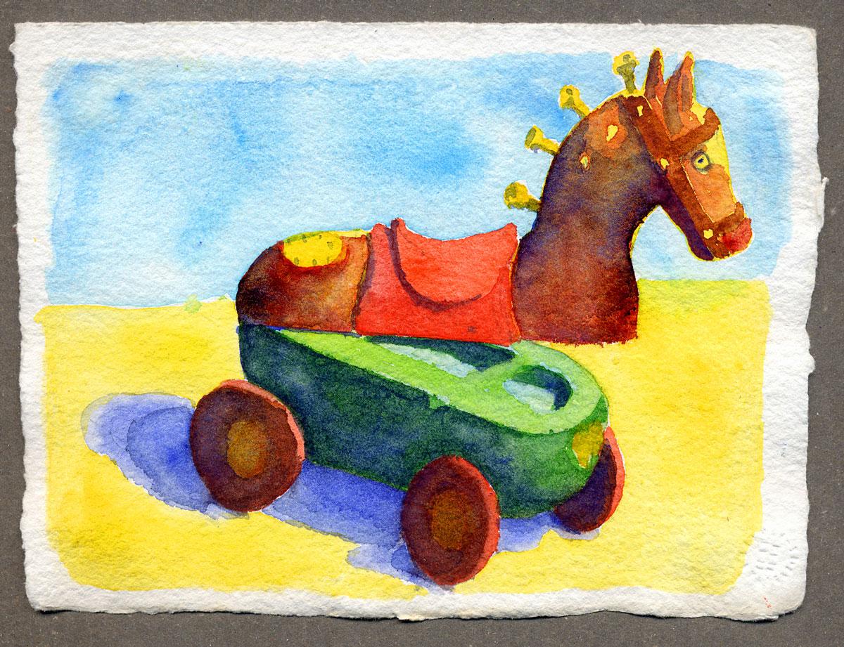 Useful Horse