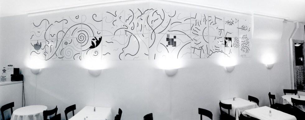Tartine mural