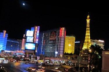 Las Vegas eclipse