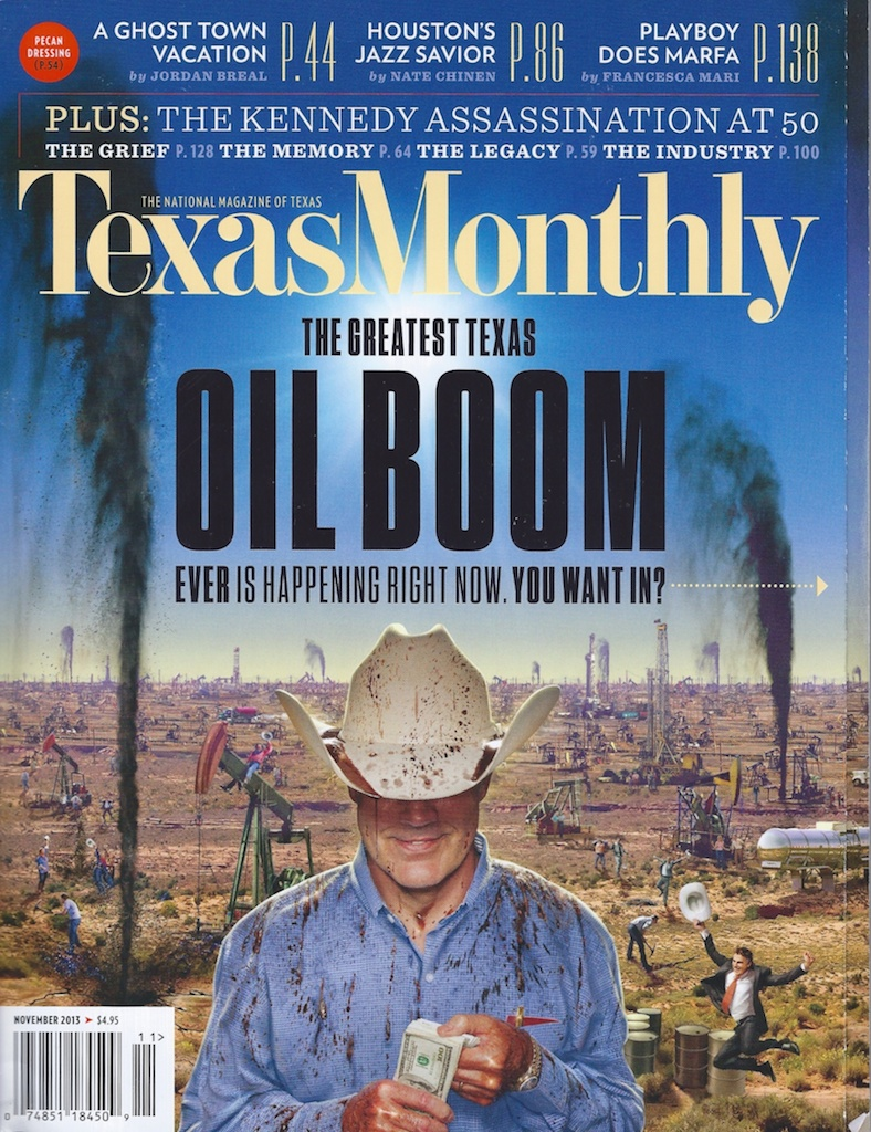 Texas Monthly - November 2013