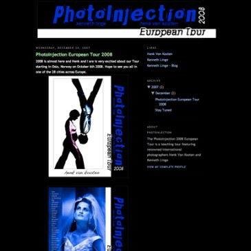 PhotoInjection.com Blog Launched!
