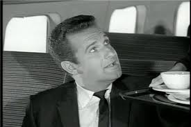 Jay Overholts in the Twilight Zone episode, The Odyssey of Flight 33.