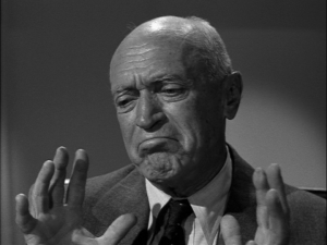 Konstantin Shayne in The Outer Limits. He played in episodes, O.B.I.T. and The Duplicate Man