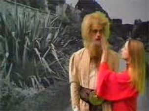 Jeremy Gittins in the Doctor Who episode, Warriors' Gate as Lazlo. He was also the vicar in the popular BBC comedy, Keeping up Appearances.