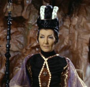 Celia Lovsky in Star Trek