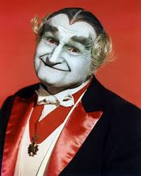 Al Lewis in The Munsters