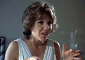 Jill Clayburgh in The Terminal Man