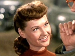 Ann Robinson in War of the Worlds