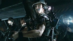 Michael Biehn in Aliens